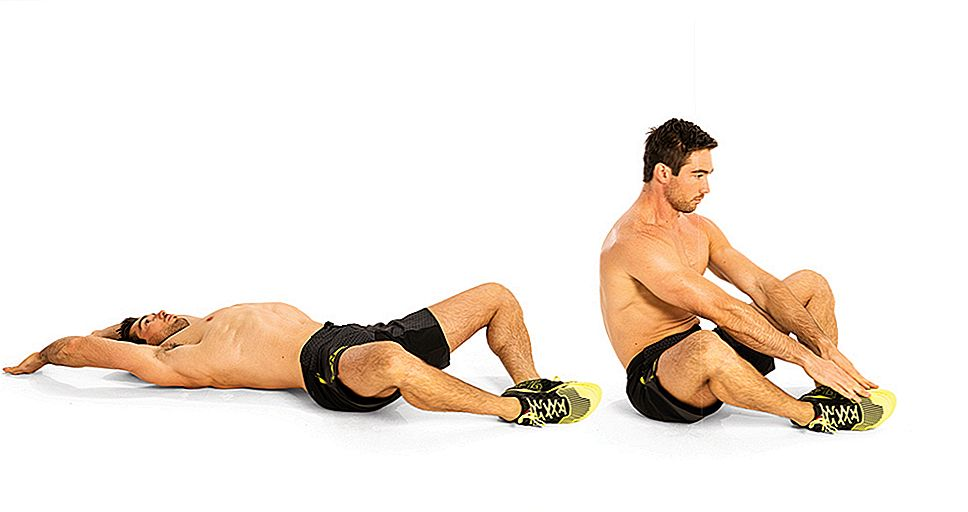The Frog Sit-Up Is Murder On The Abs