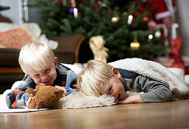 Indoor Fun and Games voor baby's en peuters met Kerstmis