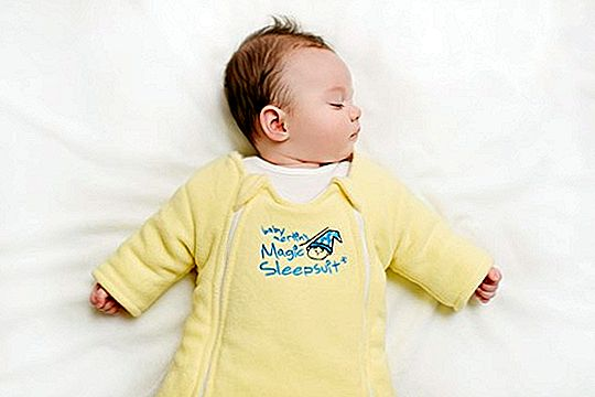 Skrivnost za miren nočni spanec - The Magic Sleepsuit