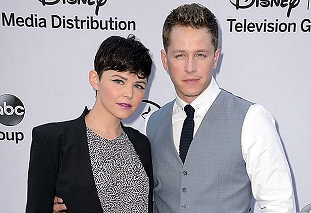 إنه فتى! Ginnifer Goodwin And Josh Dallas Welcome A Son