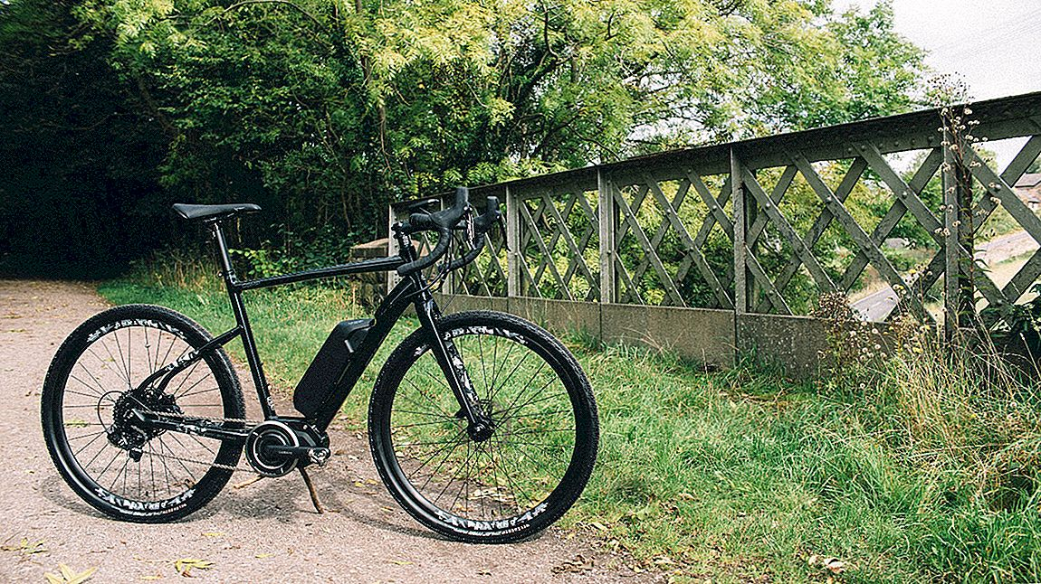 Raleigh Mustang Comp Electric Bike apskats