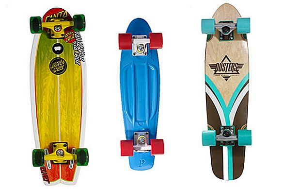 MF test cruiser skateboards