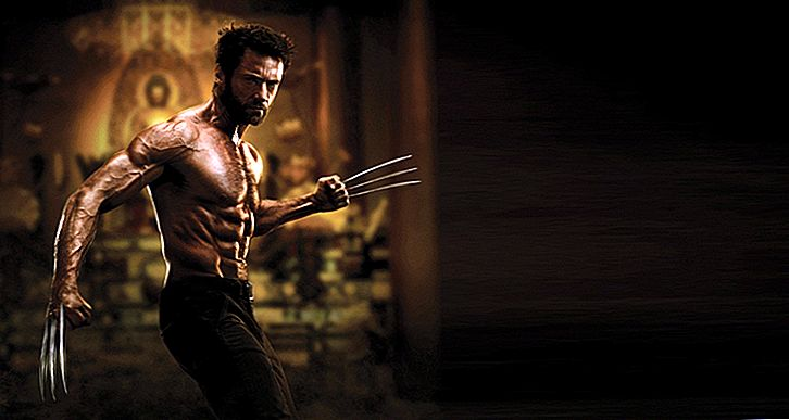 Latihan Kaki Wolverine The Hugh Jackman