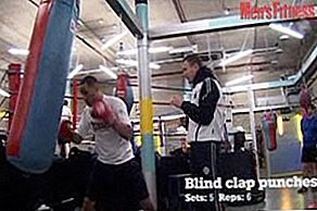 James DeGale boksing trening video