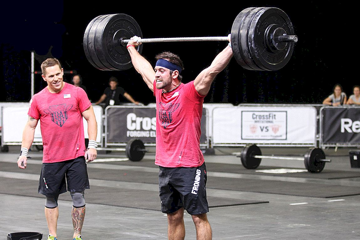 MF intervē CrossFit čempions Rich Froning