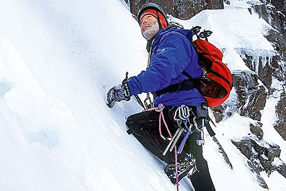 Sir Chris Bonington govori z MF