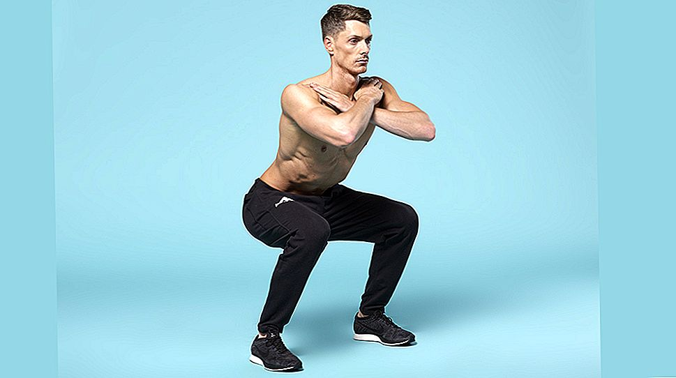 The Mighty Squat: The Exercise Everyone Should Be Doing