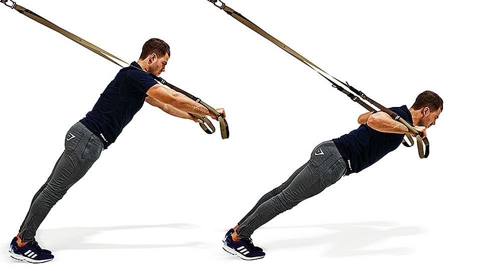 The Ultimate TRX Workouts