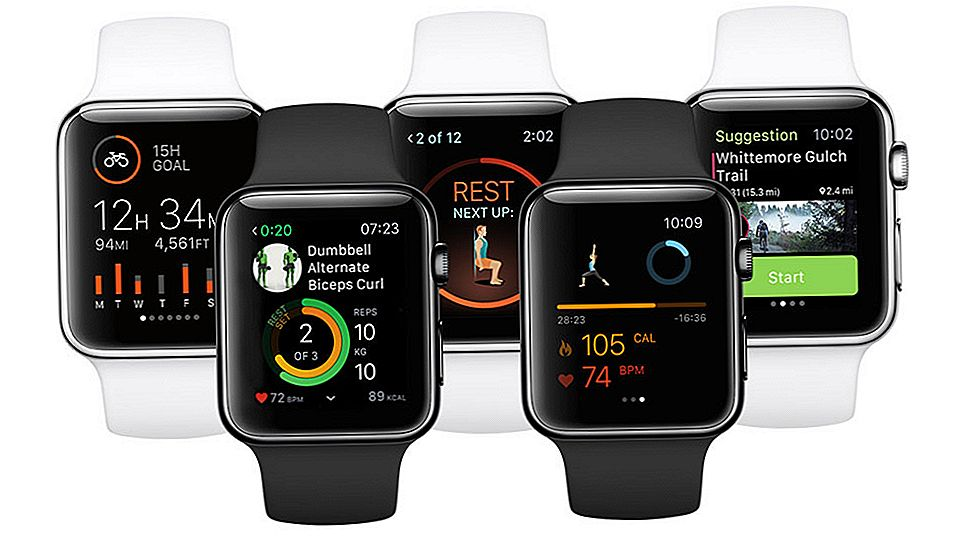 10 Aplikasi Apple Watch Fitness Terbaik