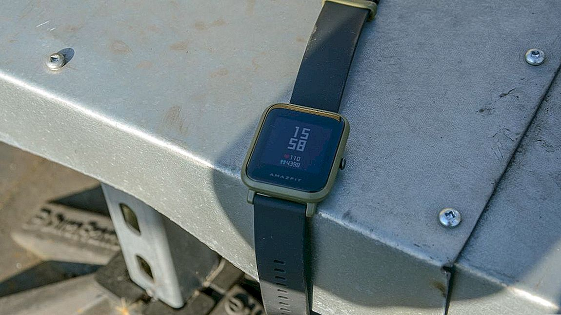 Amazfit Bip Fitness Tracker Review