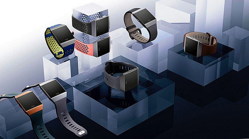 Ciri Six Exciting On Smartwatch Fitbit Baru Ionic