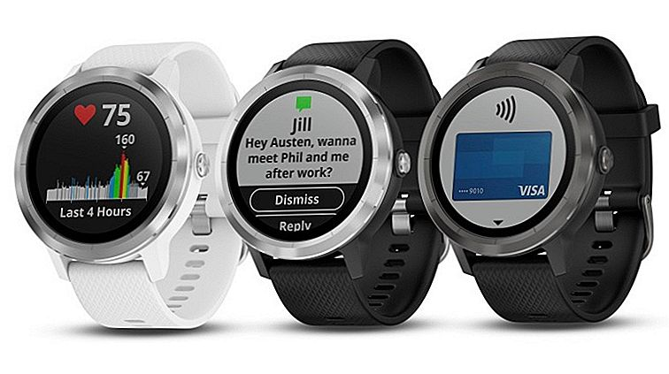 The New Garmin Vivoactive 3 Adakah Smartwatch Sportiest Namun
