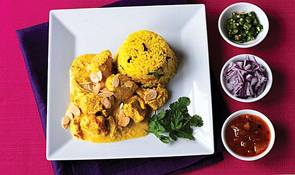 Spice Up Curry Night met dit gezonde Chicken Korma-recept