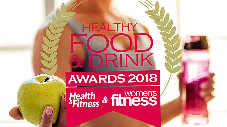 The Winners Of The Healthy Food & Drink Awards 2018