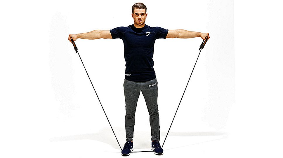 Resistance Band Workout: Burn Fat v samo 20 minutah