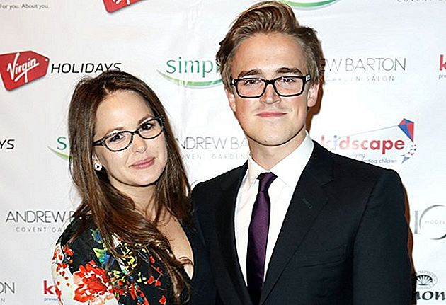 Tom Fletcher Pada Hypnobirthing: 'It's Freakin Incredible And Something Everyone Should Consider'