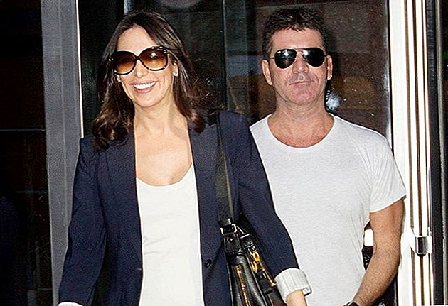 Simon Cowell ir Lauren Silverman švęsk Baby Shower