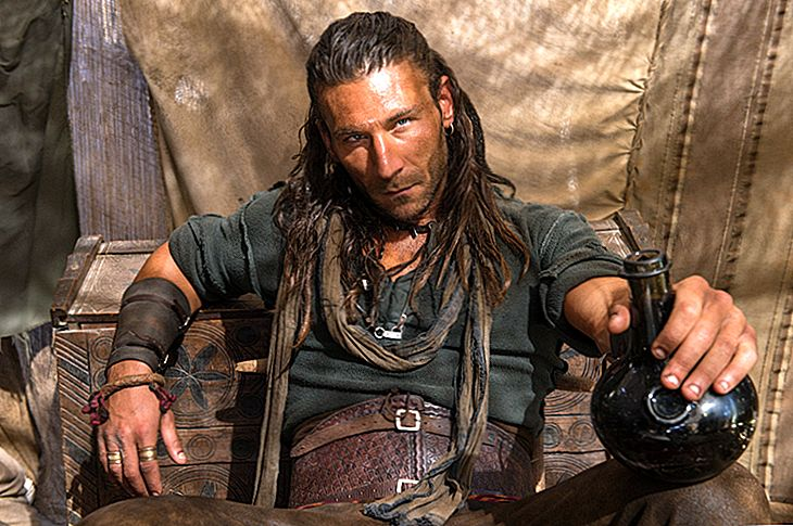 Zach McGowan intervjuu