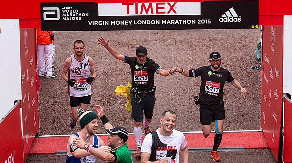 19 tips for London Marathon First-Timers