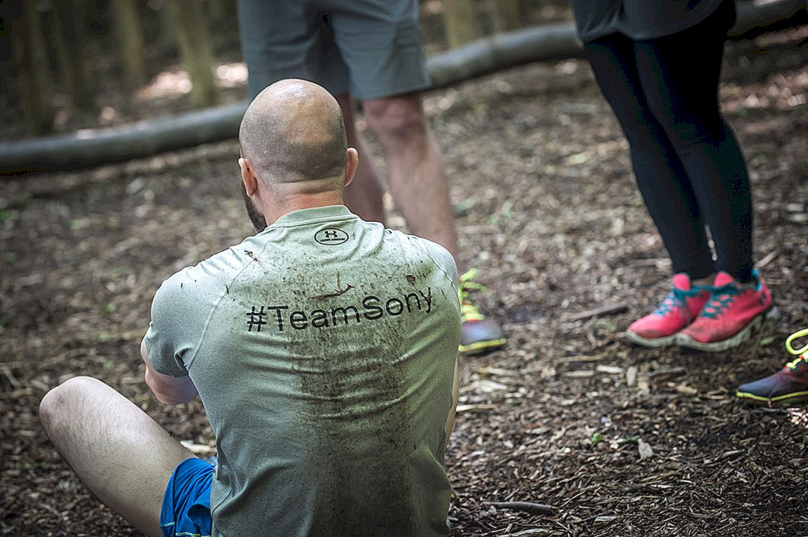 #TeamSony: Blog Tough Mudder Joel Snape 2