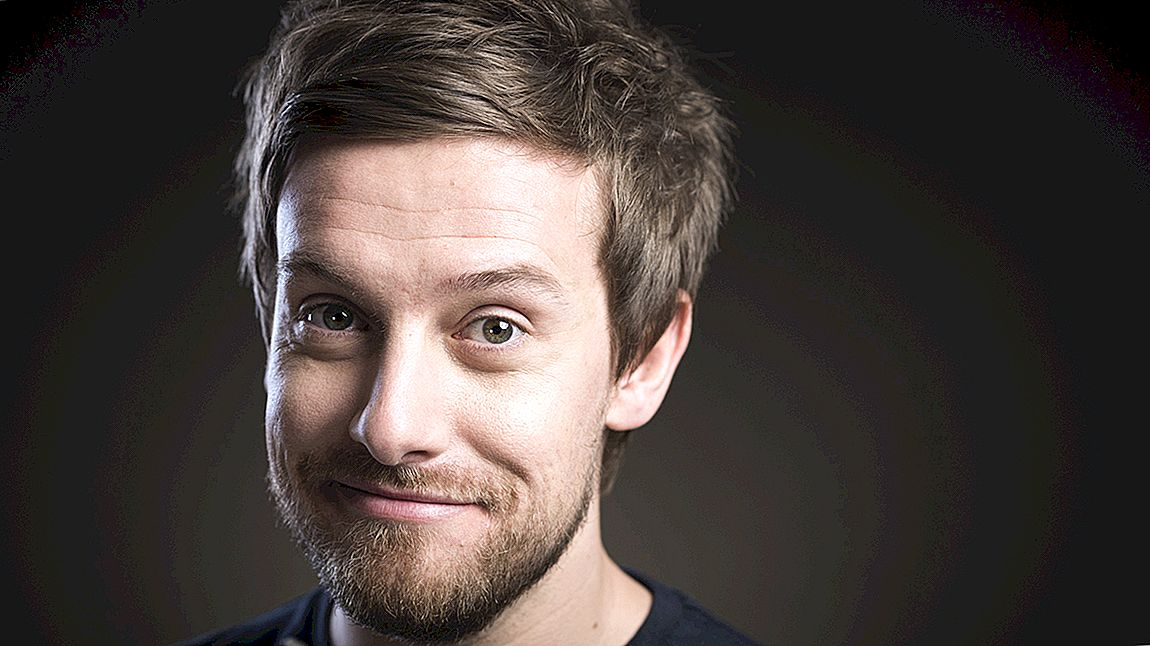 健康標本:Chris Ramsey