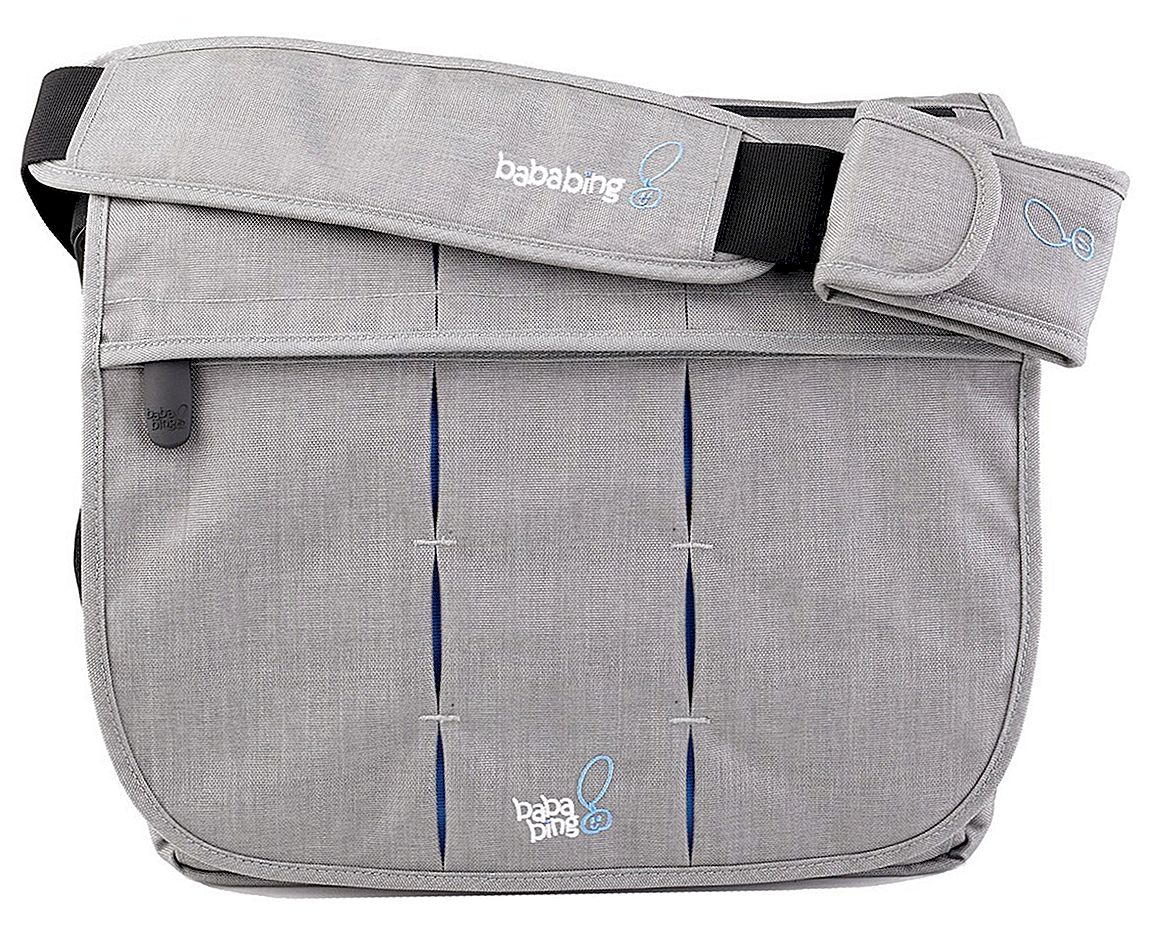 BabaBing! DayTripper Deluxe Baby Changing Bag Review