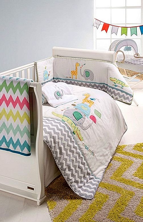 Imikud 'R' Us Jungle Friends Nursery Bedding Review