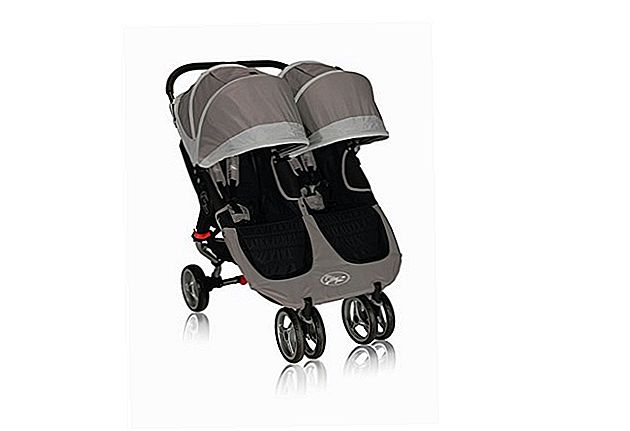 Baby Jogger City Mini Double Buggy apskats