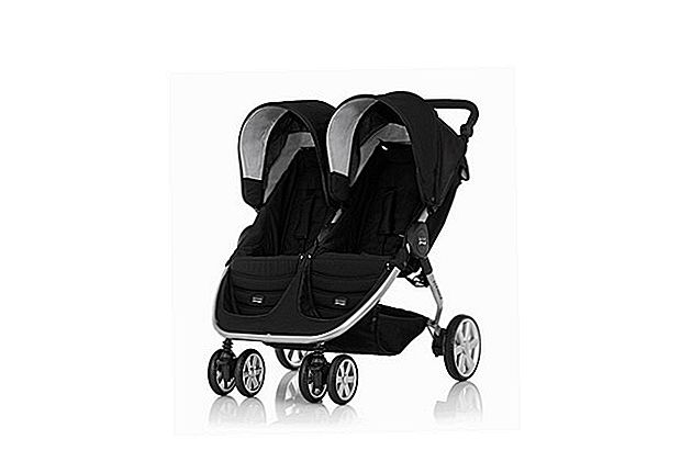 Britax B-Agile Double Buggy Review