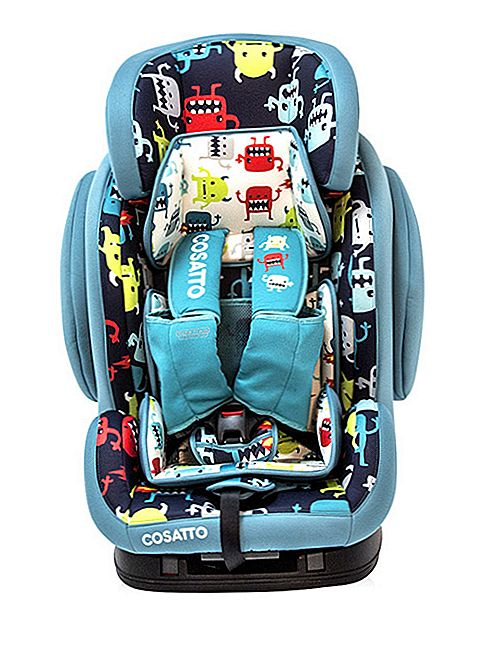 Cosatto Hug ISOFIX Review
