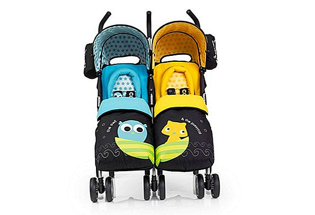 Ulasan Double Buggy Cosatto You2