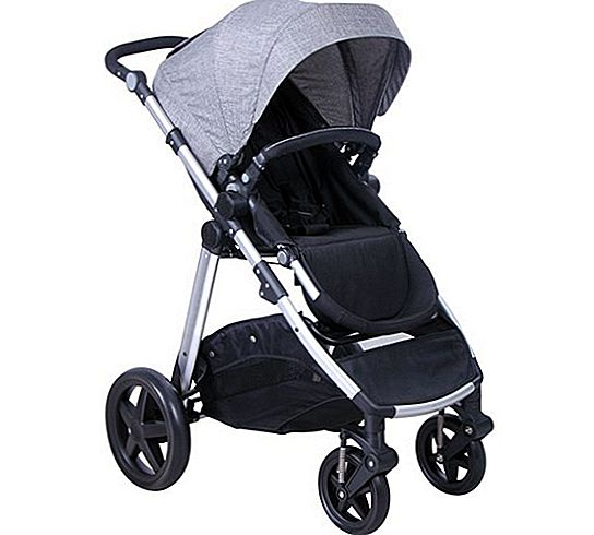 Cuggl Beech Pushchair Review