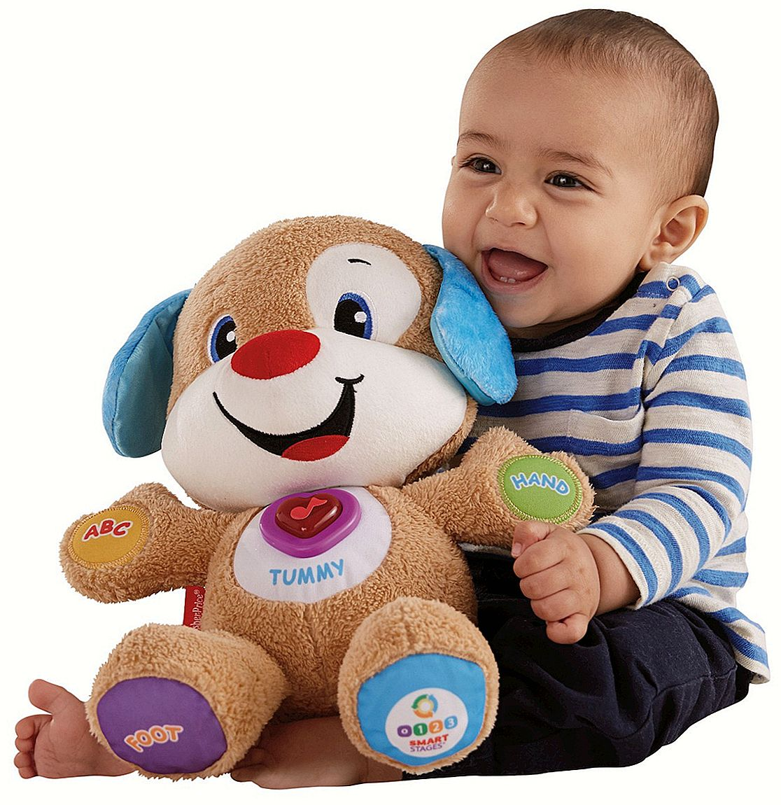 Fisher-Price Nutikad etapid Puppy Review