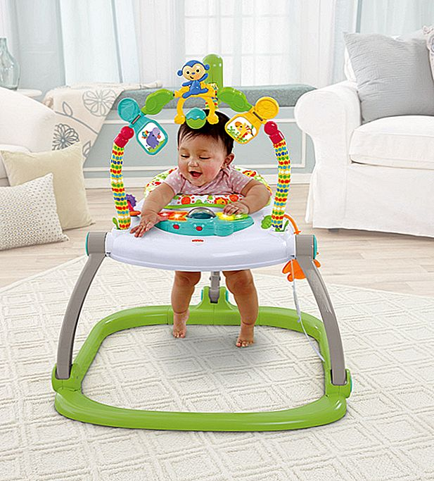 Fisher-Hind Space Saver Jumperoo ülevaade