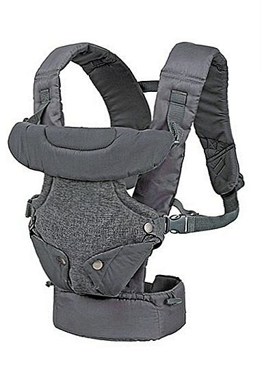 Infantino Flip Avansert Carrier Review