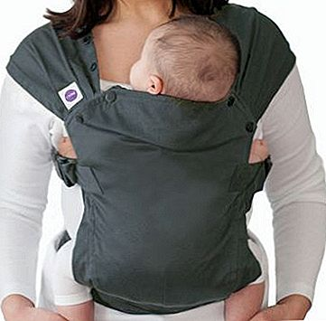 Izmi Baby Carrier Review