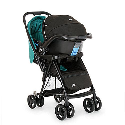 Joie Mirus Travel System Review