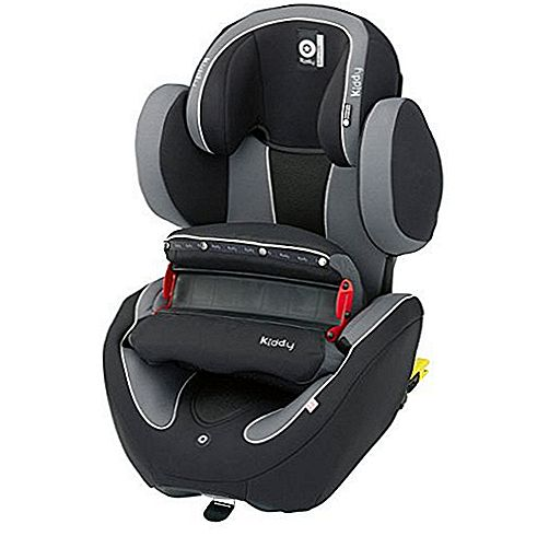 Kiddy PheonixFix Pro2 Car Seat Review