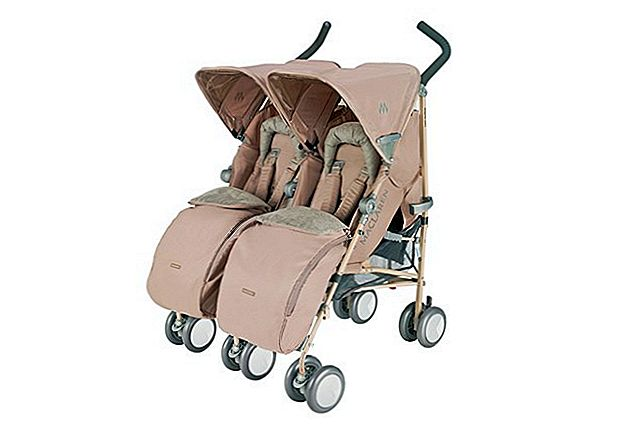 """Maclaren Twin Techno Double Buggy"" apžvalga"
