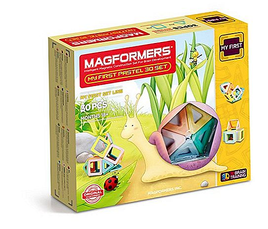 Magformers My First 30 Pastel Set Review