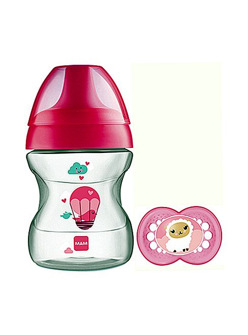 MAM Õpi jooma tassi 190ml ja 6 + M Soother Review