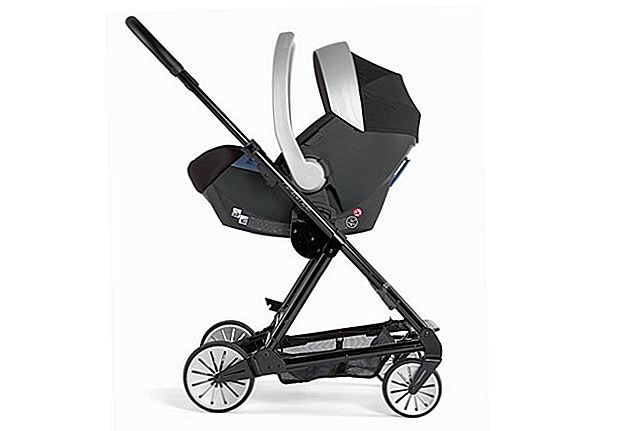 Mamas & Papas Urbo + Cybex Aton Travel System Review