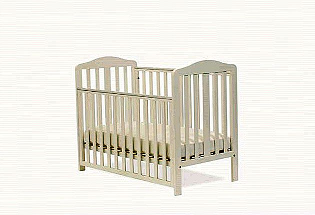 Mothercare Darlington Cot Bed apskats