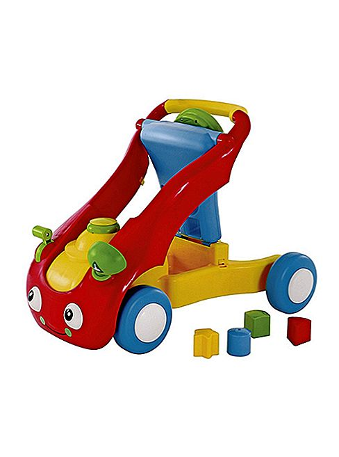 Morcare Wobble Toddle Ride-On Review