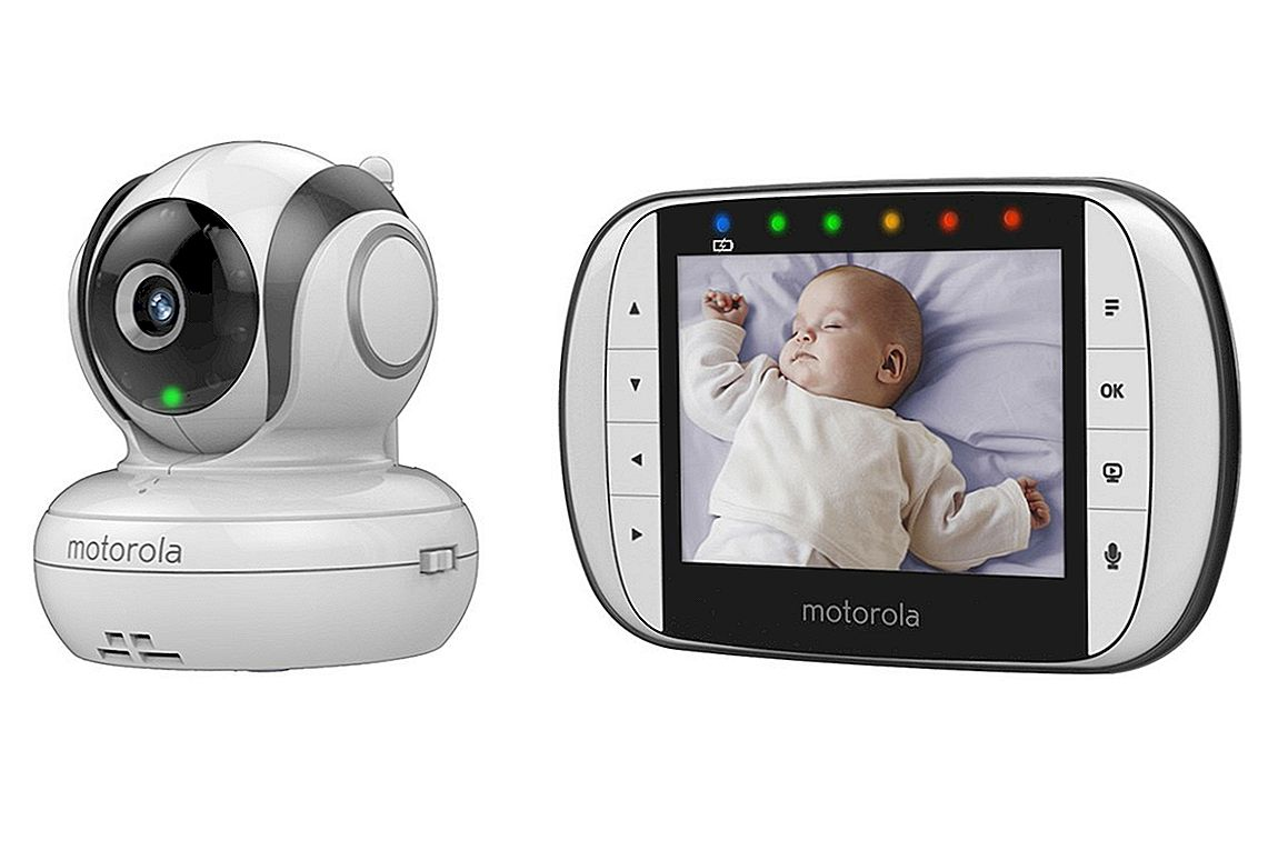 Motorola Audio og Video Baby Monitor MBP36S Review