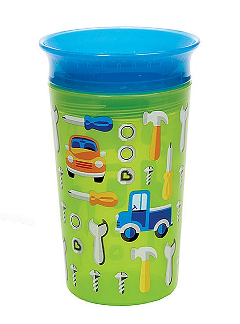 Munchkin Miracle 360 ​​Deco Sippy Cup Review