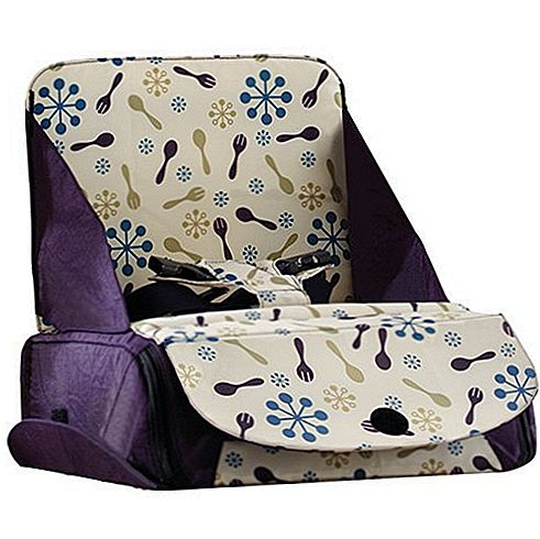 Kajian Seat Travel Booster Seat
