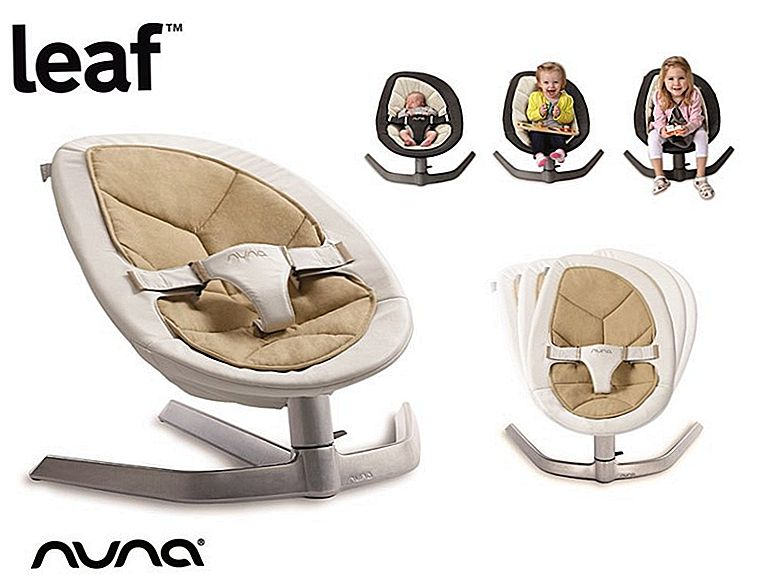 Nuna LEAF Baby Bouncer Review