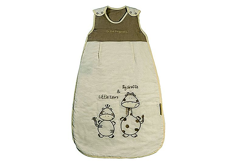 Slumbersac Baby Sleeping Bag apžvalga