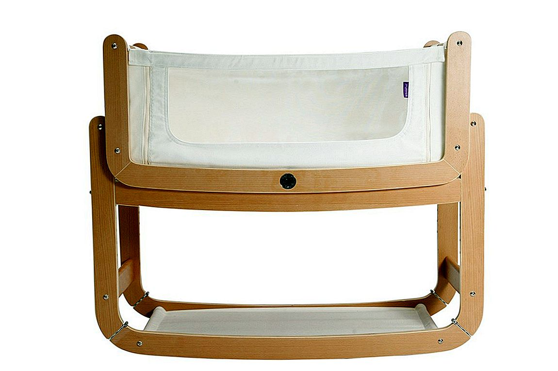 SnüzPod Bedside Crib Review